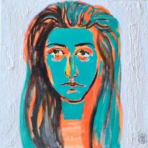 Портрет девушки | Portrait of a girl