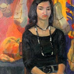 Портрет с руками | Portrait with hands