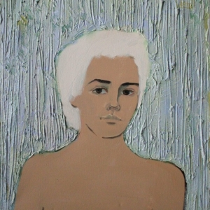 Автопортрет в белом | Selfportrait in white