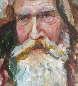 Портрет Костки | Portrait of Kostka