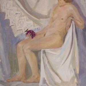 Этюд обнаженной | Essay of a nude