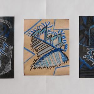 Беспредметная композиция | Non figurative composition