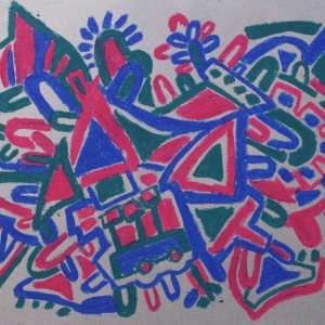 Абстракция 9 | Abstraction 9