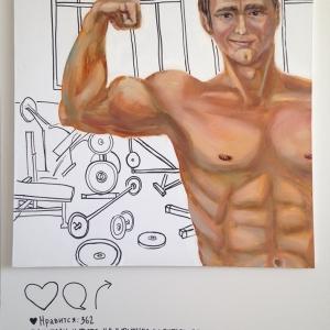 #досталифотовфитнесцентрах / бицуха | #fedupwithphotosingyms / biceps